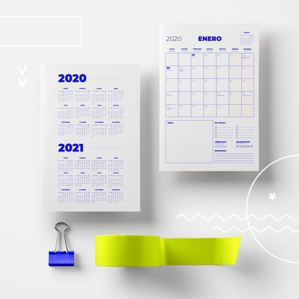 Calendario Community Manager 2020 Oink my God