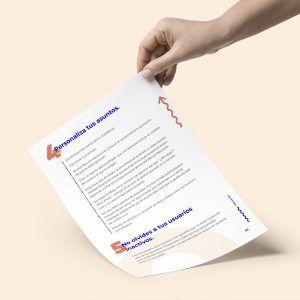 checklist bajas suscriptores