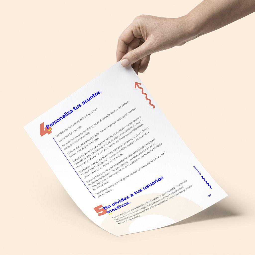 Checklist para evitar bajas en tu lista de suscriptores