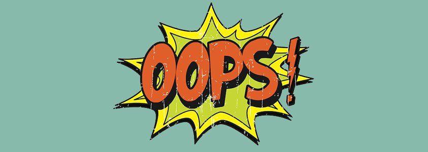 Errores SEO a evitar cuando lanzas una nueva web
