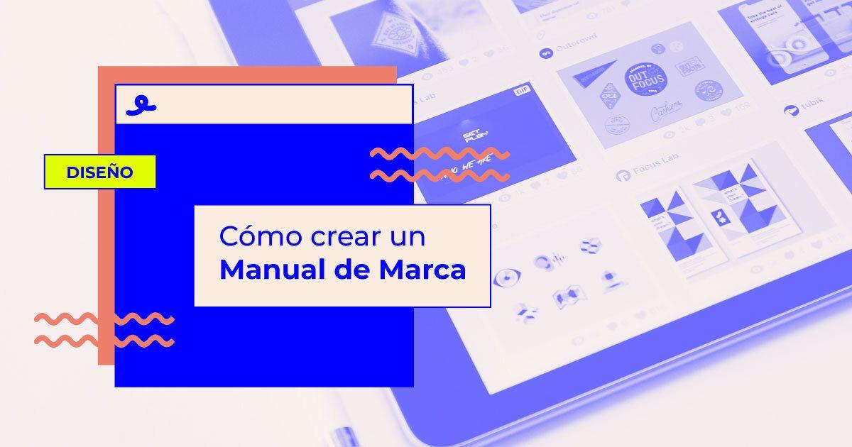 como crear manual de marca