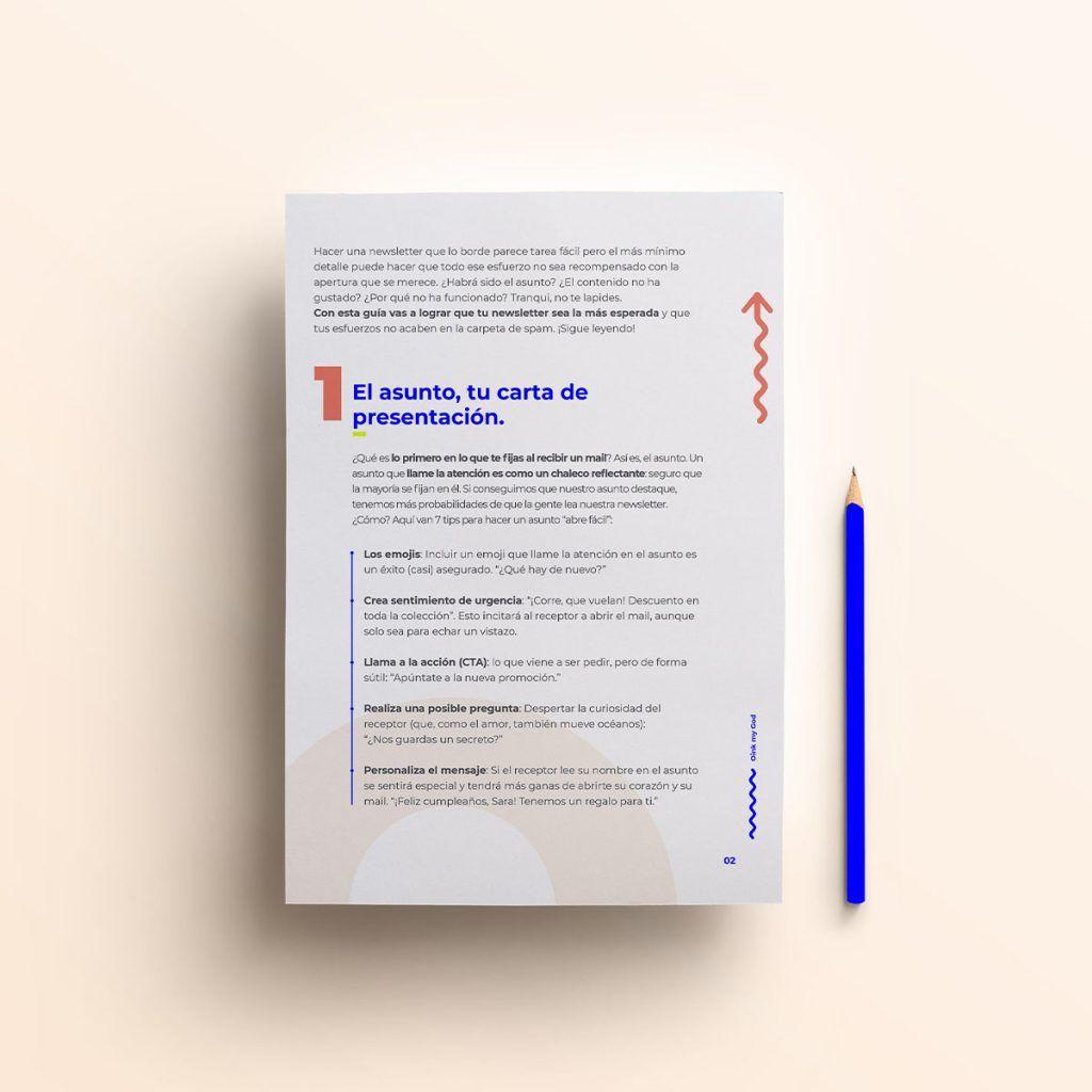 Guía para crear la newsletter perfecta
