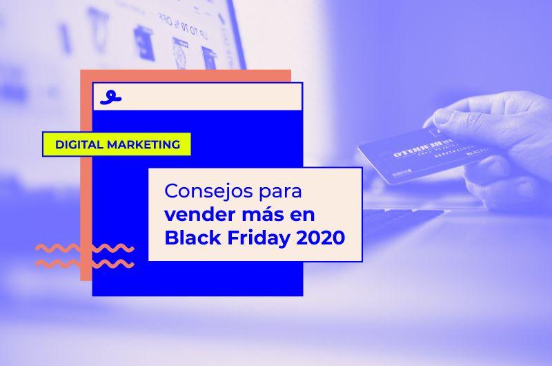 Consejos para vender más en Black Friday