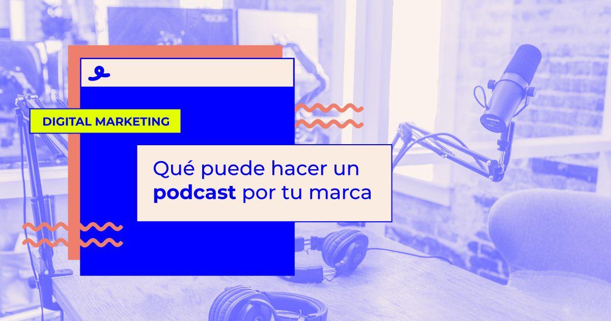 beneficios podcast marca