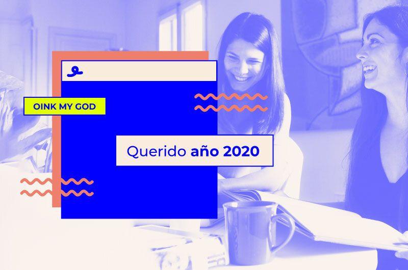 Querido año 2020