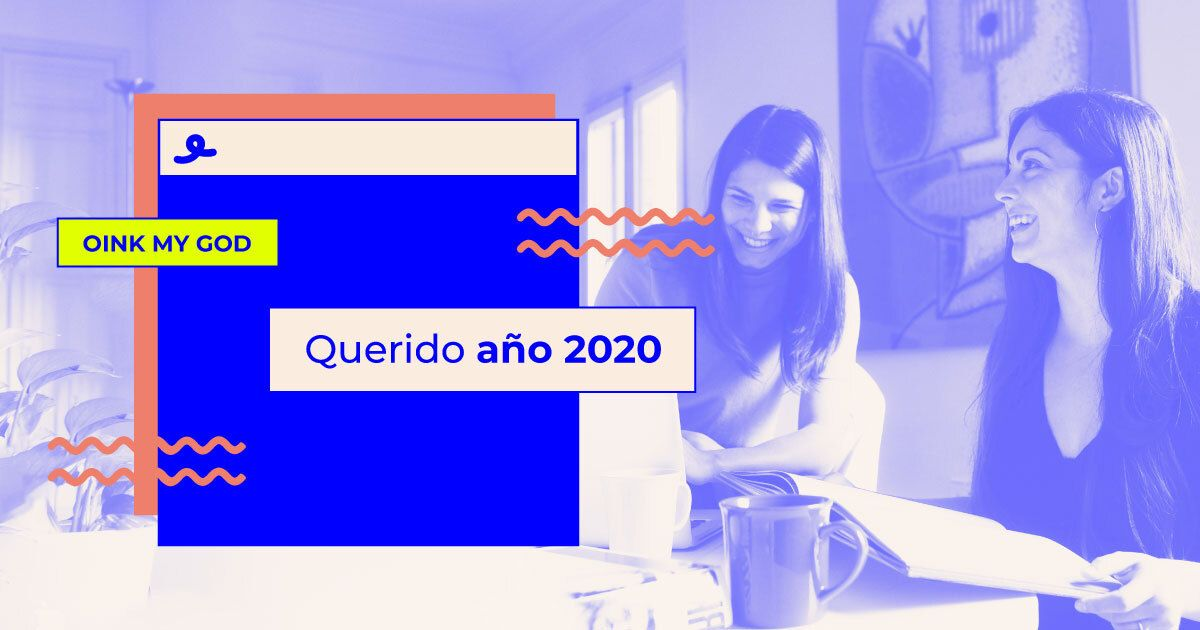 querido 2020 oink my god