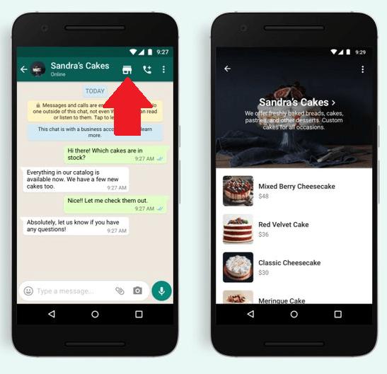tendencias ecommerce whatsapp boton comprar