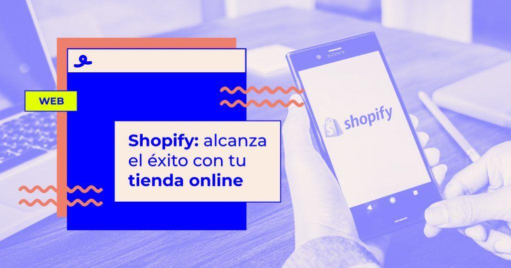 shopify para tiendas online