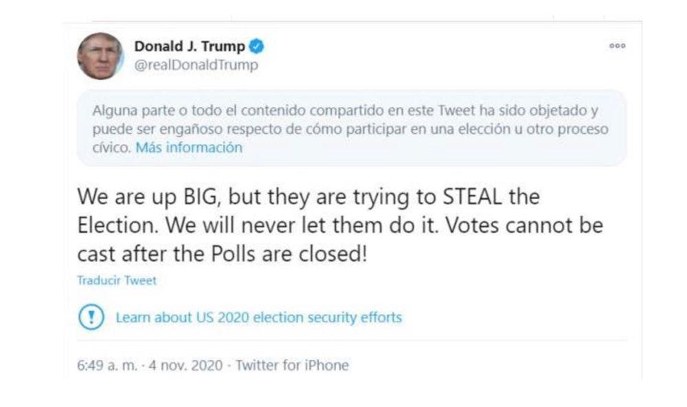 donald trump fake news