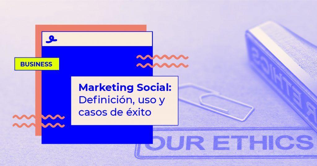 marketing social que es