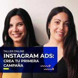taller online instagram ads oink my god