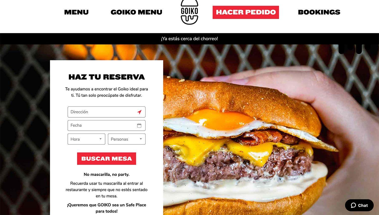marketing para restaurantes web para reservas