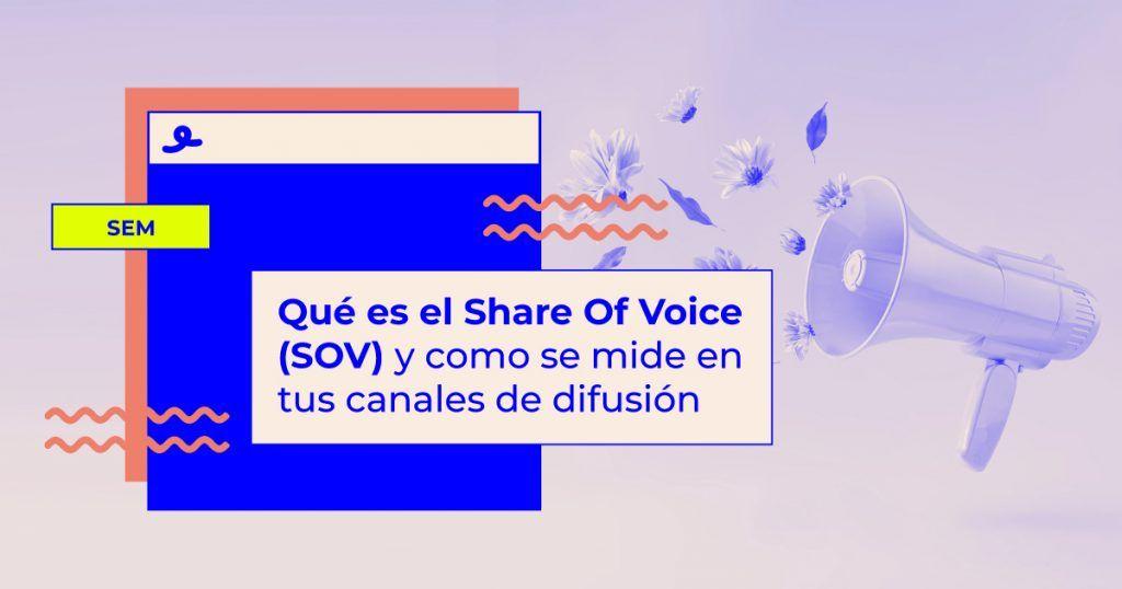 que es share of voice