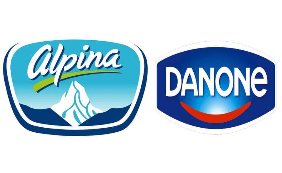 ejemplo alpina danone publicidad desleal