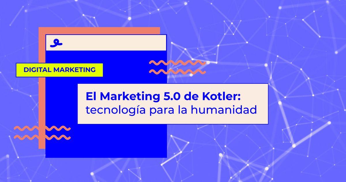 Marketing 5.0 de Kotler