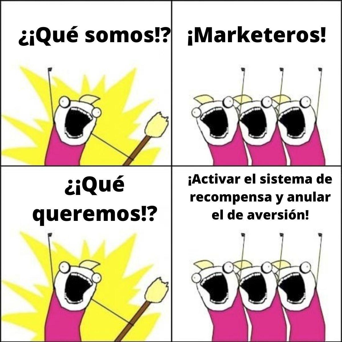 el sistema de aversión a la pérdida en marketing
