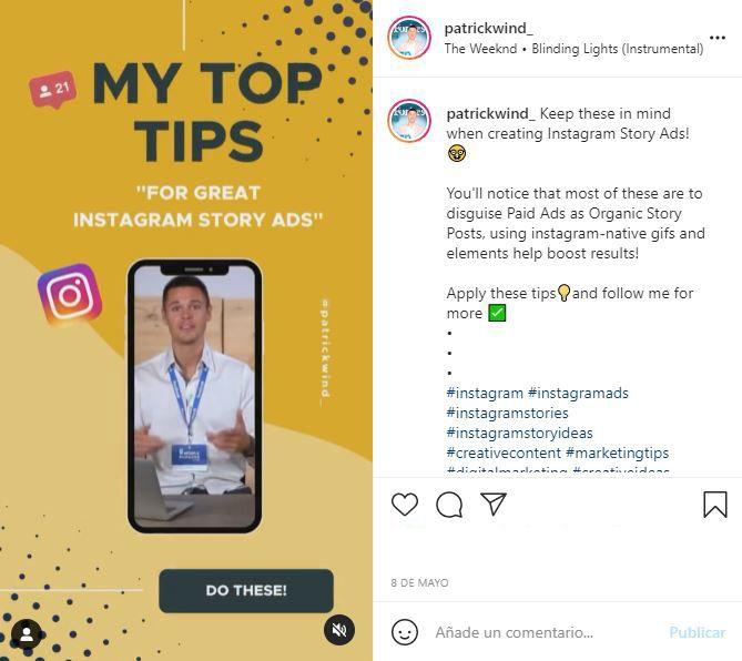 trucos instagram reels portada