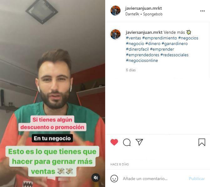 trucos instagram reels primeros segundos