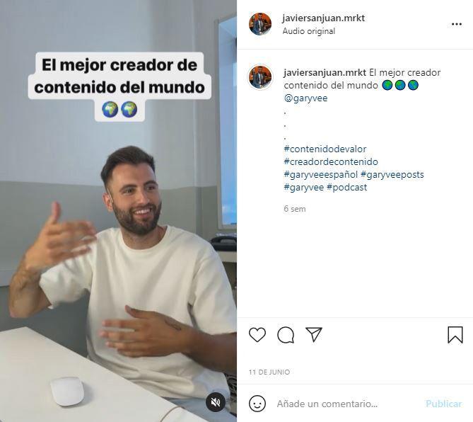 trucos instagram reels transmite energia